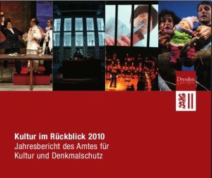 Bericht Kulturförderung Dresden 2010