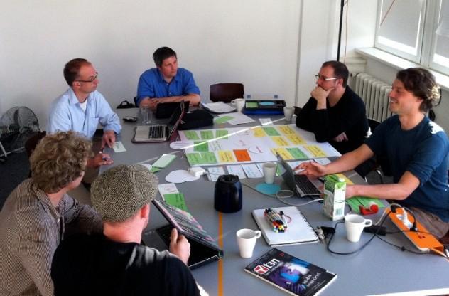 Treffpunkt Idee Dresden Kreativwirtschaft