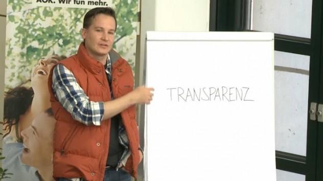 RIchard Gutjahr im Vortrag