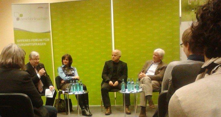 Denkfabrik Sachsen - Veranstaltung der CDU Sachsen