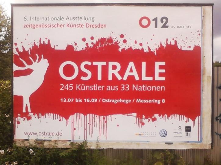 Ostrale - Festival zeitgenössiger Kunst in Dresden