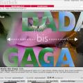 Screenshot 3SAT von Dada bis Gaga